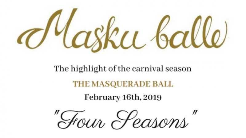 The Masquerade Ball 2019